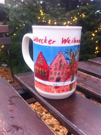 Glühwein, Punsch, Lübecker Weihnachtsmarkt, Urlaubstipp