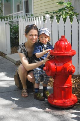 Hydrant, USA, Florida, Familienurlaub