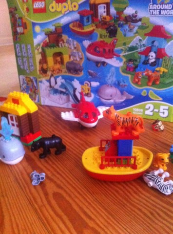 Duplo, Lego, Around the world