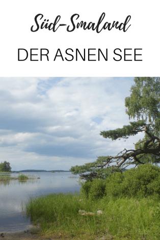 Der See Asnen in Süd-Smaland: Ein Schweden-Reisetipp nicht nur für den Familienurlaub. Eine tolle Region in Südschweden.
