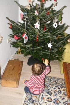 Weihnachtsbaum Weihnachtsmann