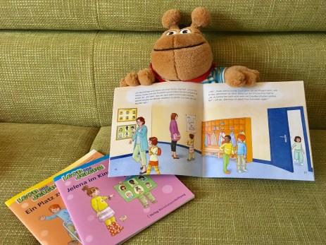 Leon uind Jelena Kinderbücher von der Bertelsmann Stiftung