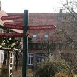 FAmilotel Landhaus Averbeck Wegweiser