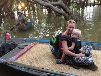 Kambodscha mit Kind Rundreise