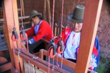Kunsthandwerk in den Anden