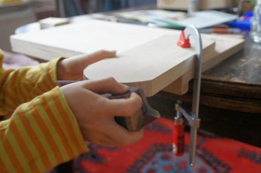 Tipps Für Das Holzarbeiten Mit Kindern Ganz Normale Mama