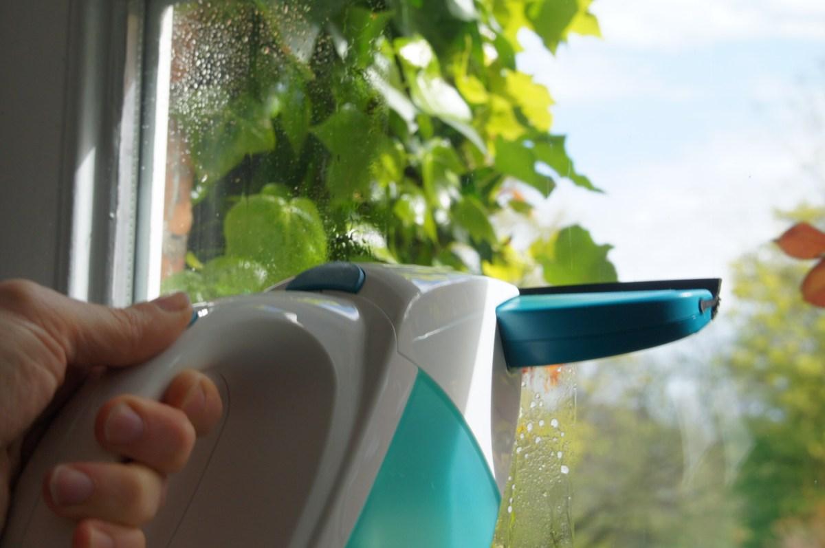 Wir Haben Ein Neues Hobby Fensterputzen Mit Dem Leifheit