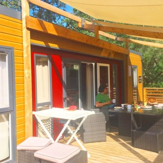 Familienurlaub im Mobilheim an der Cote d'Azur: Unsere Reise auf einen Eurocamp Campingplatz in der Provence