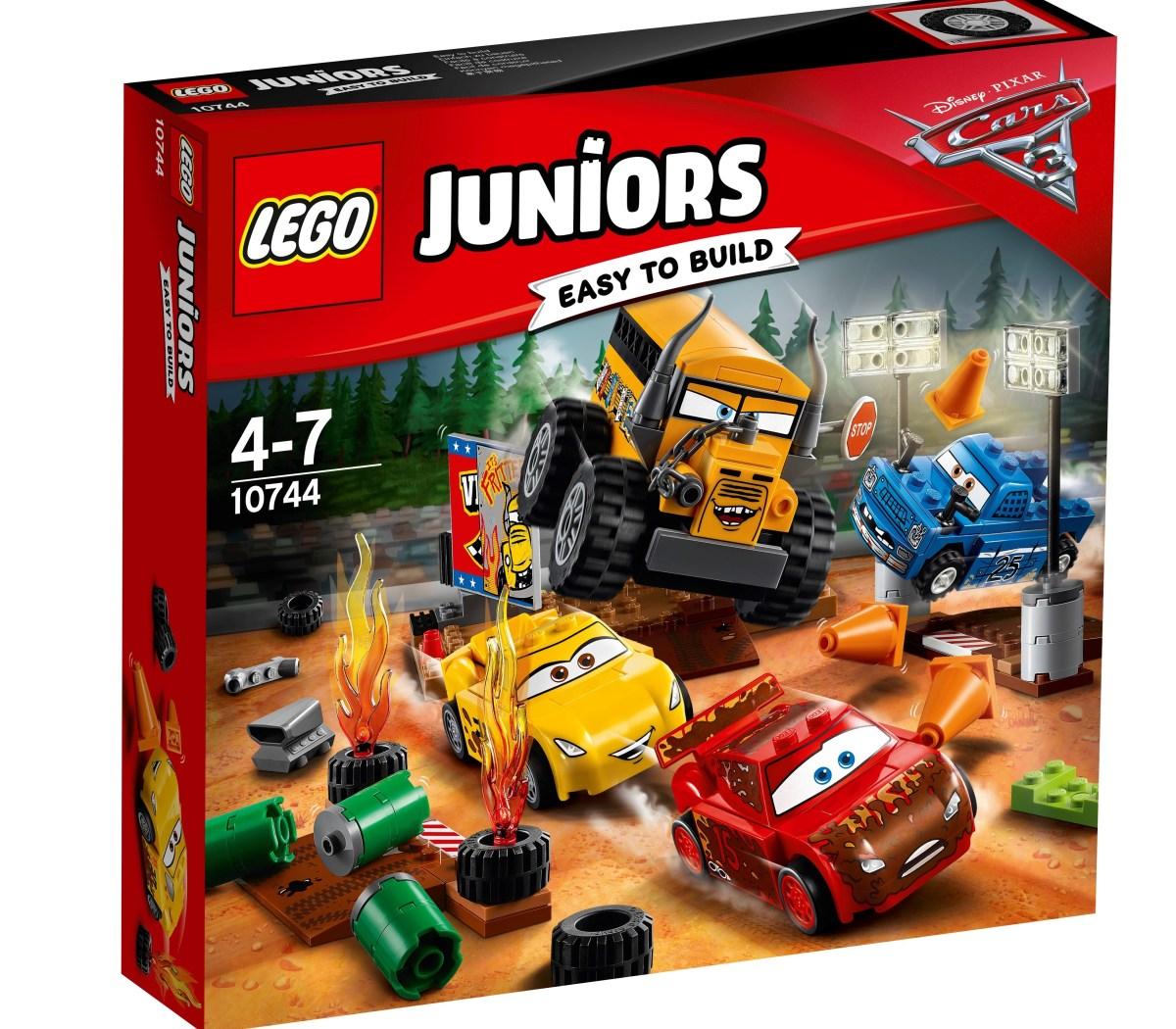 Lego Juniors Set Gewinnspiel