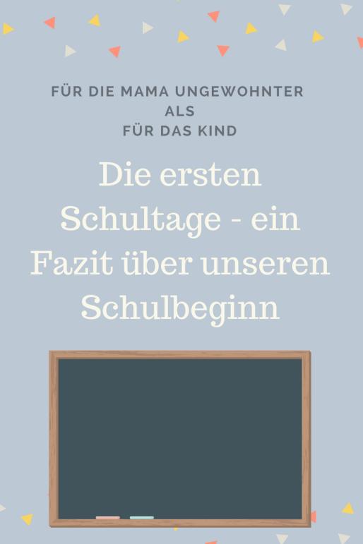 Nach der Einschulung geht die Schule richtig los: Wie die ersten Schultage nach SChulbeginn aussahen und wie die Umstellung von Kindergarten auf Grundschule war. #einschulung #schule