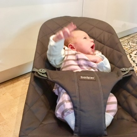Babywippe Bliss von Babybjörn im Test