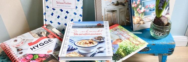 Buchtipps für Skandinavienfans: skandinavisches Backen, Kochen, Basteln und Einrichten. Meine Lieblingsbücher im Skandi-Stil #skandi #bücher #backen #wohnen