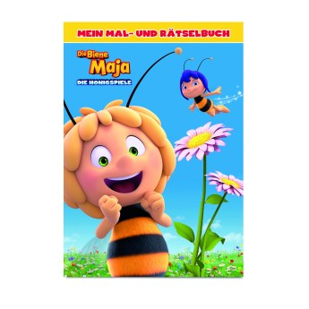 Malbuch_Die_Biene_Maja