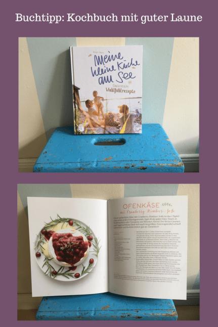 Buchtipp: Ein Kochbuch und DIY Buch mit Rezepten zum Backen und Koochen und DIY Anleitungen runds um Jahr - mit einem Touch Skandinavien