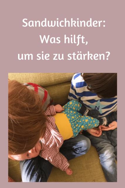 Die mittleren Kinder: Was tun, damit sie keine Problemkinder werden? Gibt es das typische Sandwichkind in der Familie? #erziehung #familie