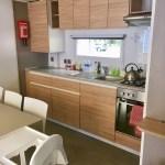 Urlaub im Mobilheim von Eurocamp Modell Azure mit drei Schlafzimmern