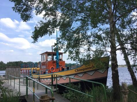 Spellland Beekse Bergen Urlaub im Eurocamp Mobilheim