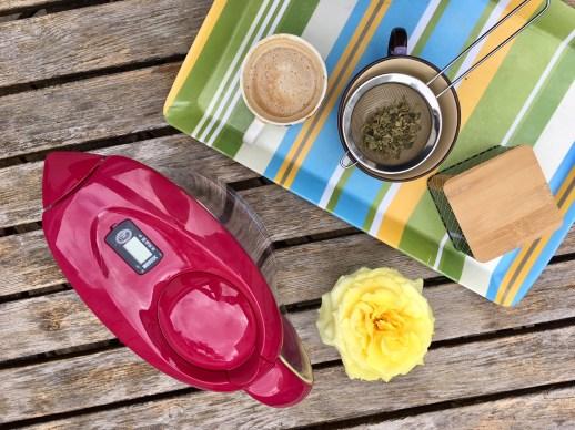 Im Test der BRITA WAsserfilter MArella für besseren Kaffee