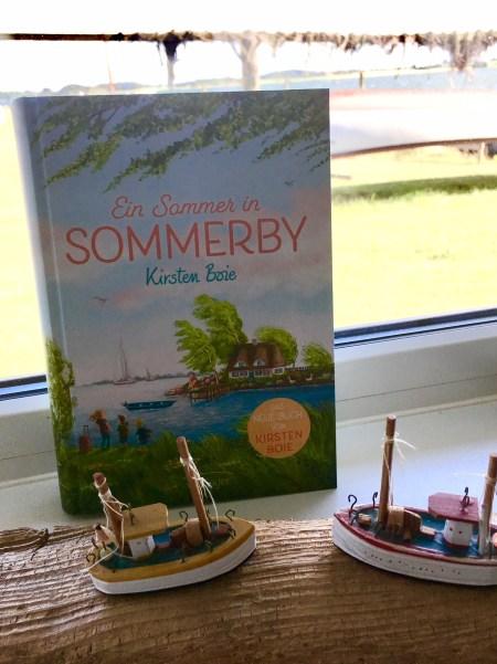 Buchtipp für die Sommerferien nicht nur für Kinder - Sommer in Sommerby von Kirsten Boie #kinderbuch