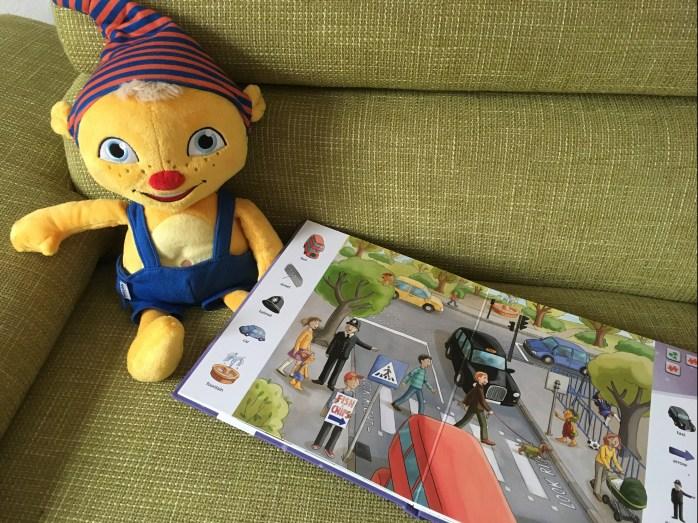 sprechende Puppe Lingufino im Test - mit RAbattcode