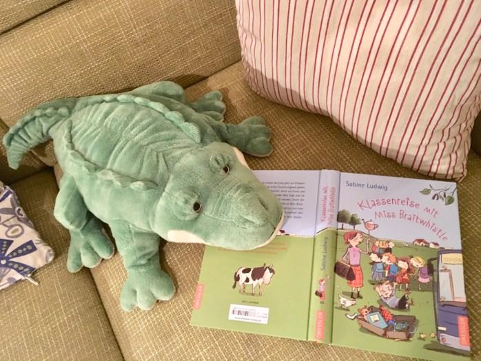 Buchtipp für Grundschüler. Die kinderbuchreihe miss braitwhistle - Kinderbuch Serie