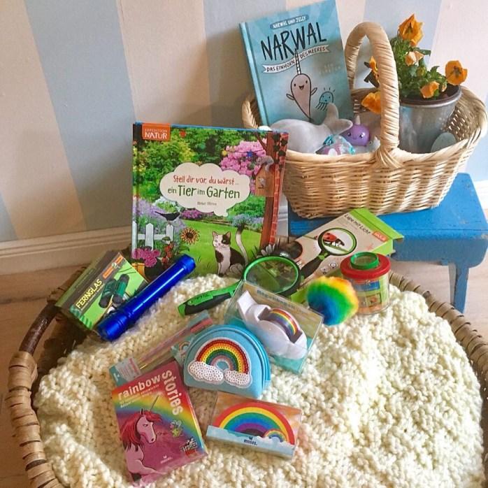 Geschenkideen fürs Osternest - ostergeschenke für Kinder unter 10 Euro