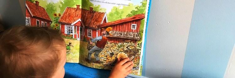 Rezension des neuen Pettersson und Findus Buch