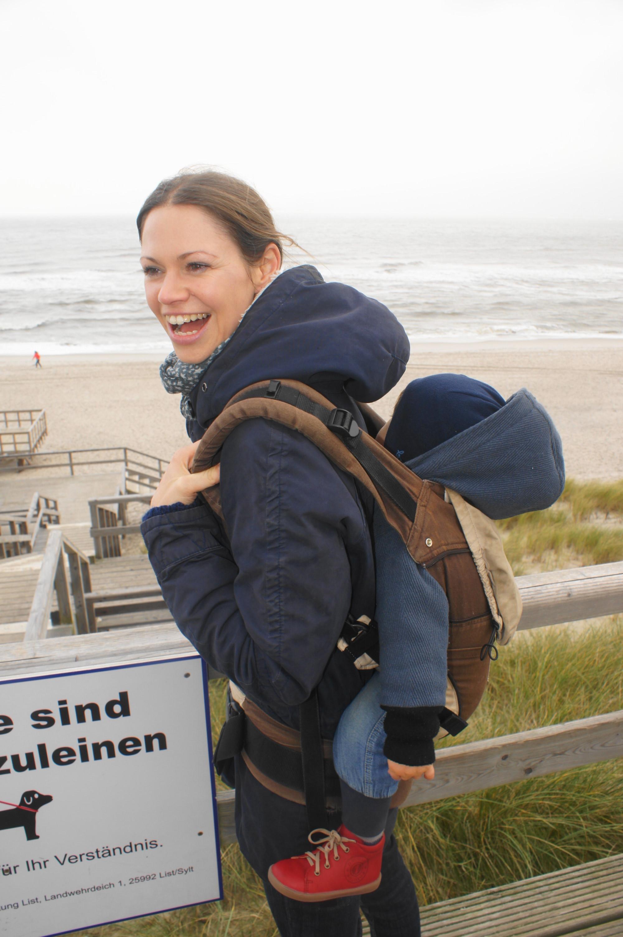 Ganznormalemama Nathalie Klüver