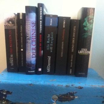Krimis, Bücher, Buchgeschmack