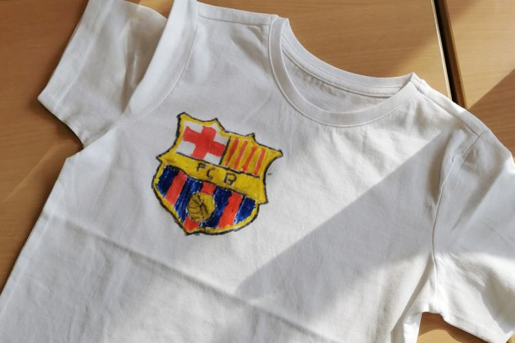 T Shirts bemalen 3