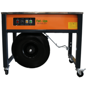 Fed-UPS Tabletop Strapping Machine