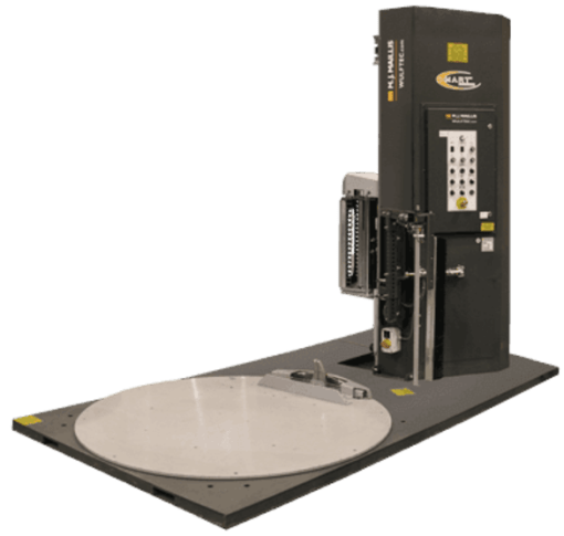 Wulftec SMLPA-200 Automatic Stretch Wrapper