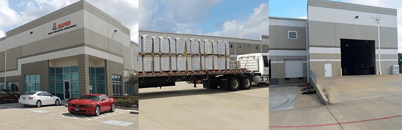 Facility services - JIT Friendly loading docks