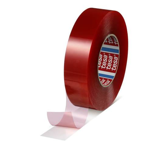 double sided acrylic tape with high shear and temperature resistance by Tesa Tape