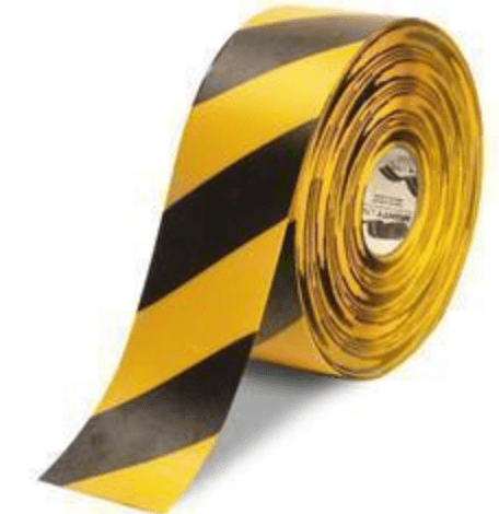 Mighty Line Diagonal Safety Floor Tape