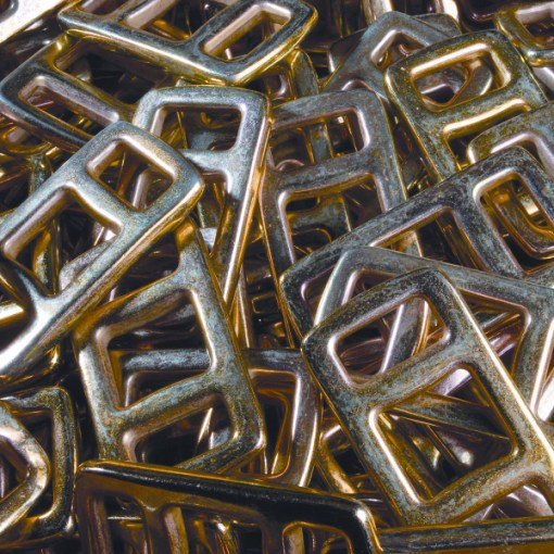 ladder buckles for hd woven strapping
