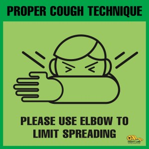 proper cough technique