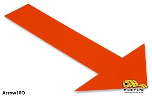Arrow Sign Floor Markers