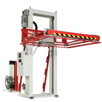 TP-733H Fully Automatic Horizontal Strapping Machine