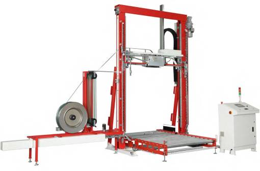 TP-733 VTS Vertical Automatic Strapping Machine