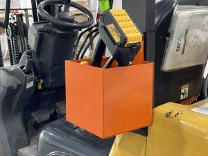 GAPCO Toolbox on Forklift