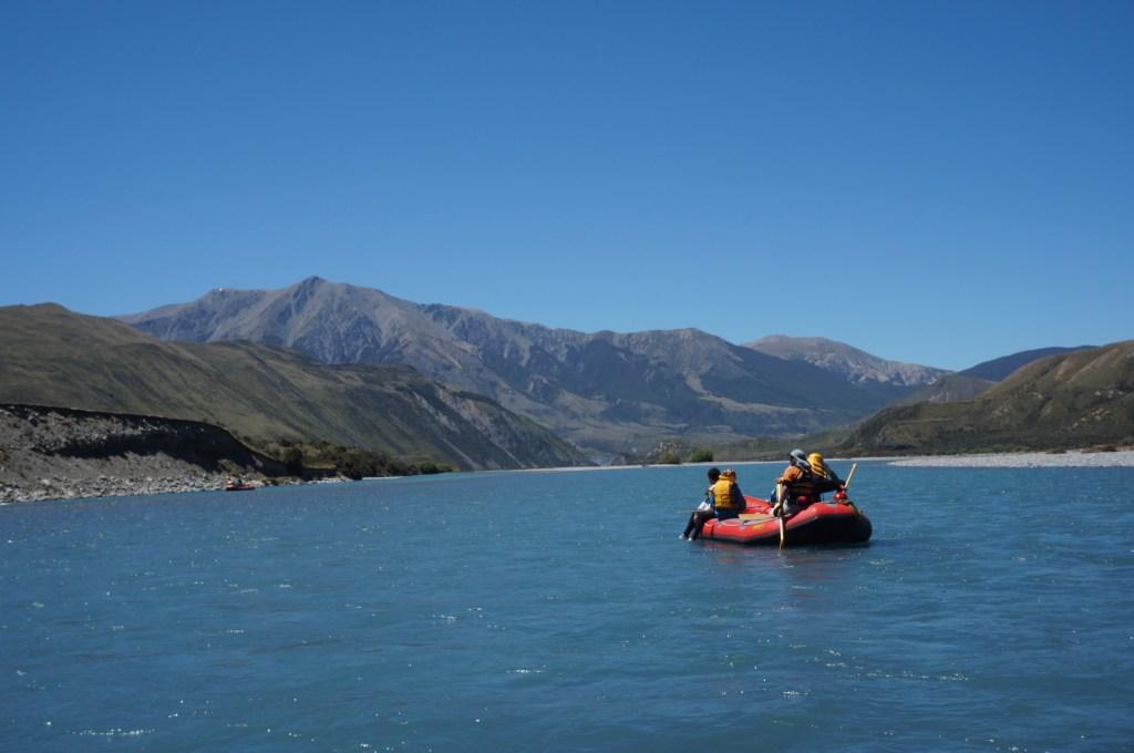 Na raftingu, spełniam marzenia :-)