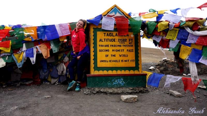 Taglang La (5300m) Humor dopisuje :-)
