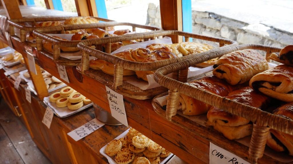 Piekarnia w Manang