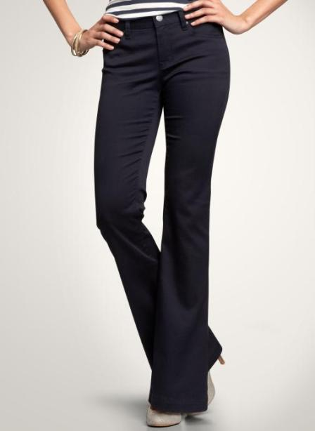 Gap 1969 Super Lightweight Long and Lean Tall Jeans (Dark Blue Wash)