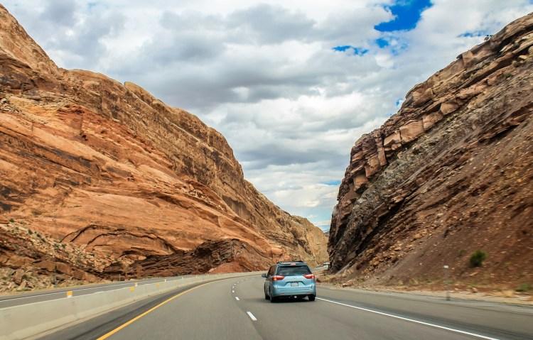 Amerykański magiczny asfalt