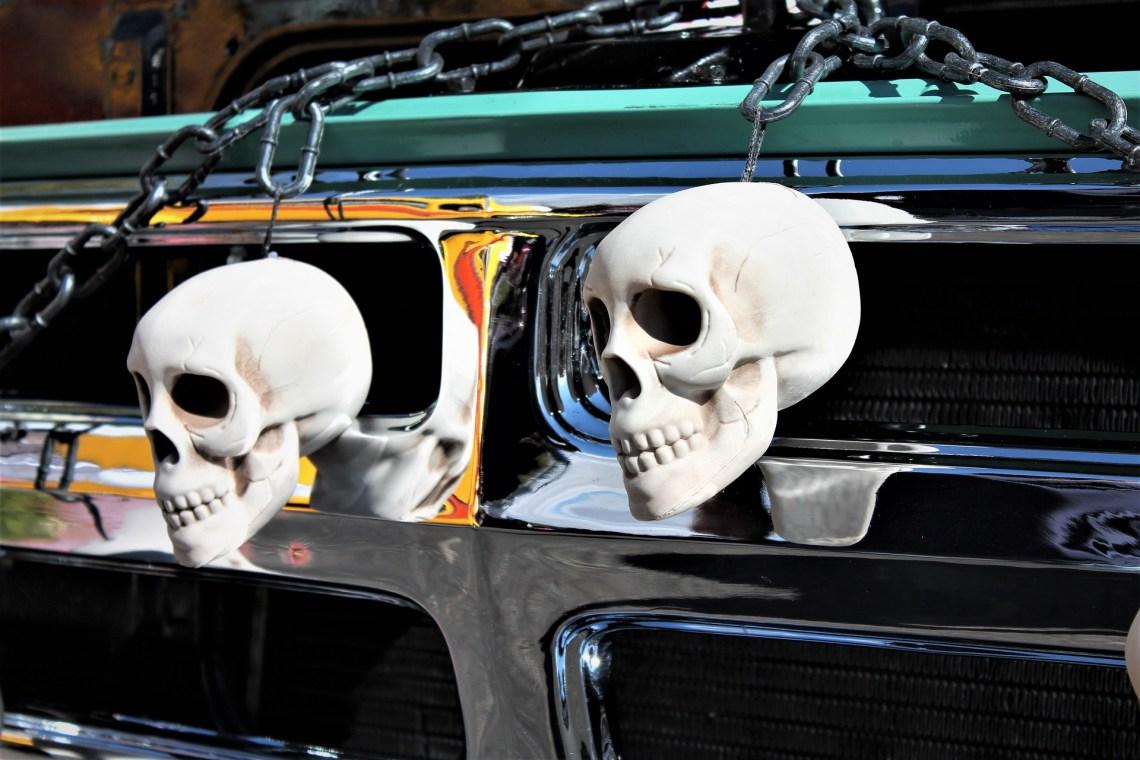 czaszka meksykańska