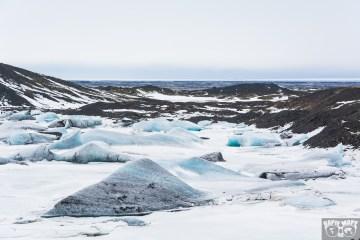 Lodowiec Islandia