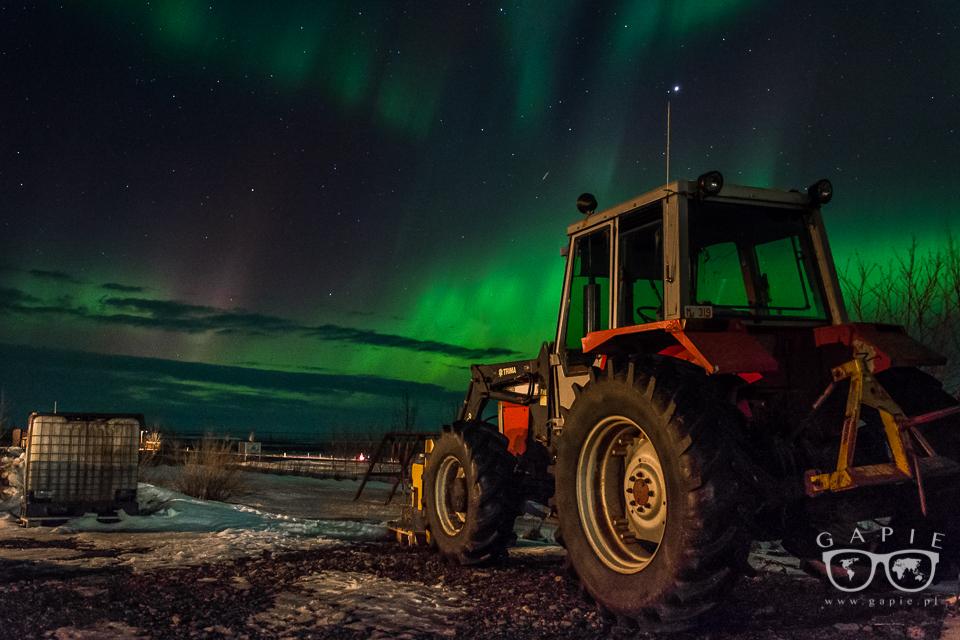aurora borealis zorza polarna 7