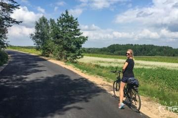 rower lomza green velo